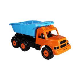 Машинка Альтернатива М4463 детская Самосвал оранжевый в Симферополе