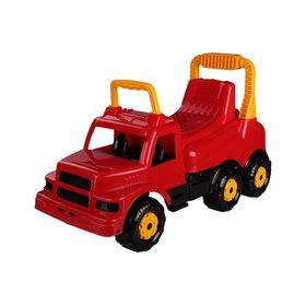 Машинка Альтернатива М4484 детская Веселые гонки красный в Симферополе