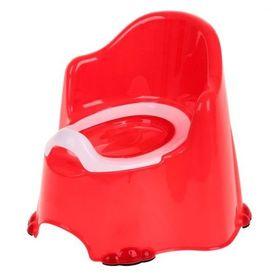 Детский горшок-кресло DDStyle 11111 Бейби Комф, красный в Симферополе