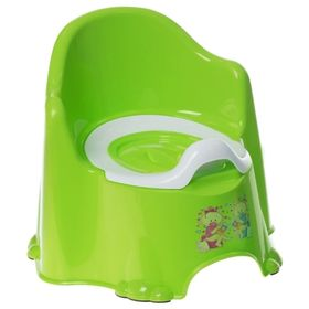 Детский горшок-кресло DDStyle 11111 Бейби Комф, салат в Симферополе