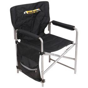Кресло Ника 2 КС2 черный складное в Симферополе