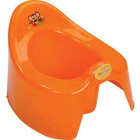 Горшок DDStyle 11106 Детский Семер оранжевый в Симферополе
