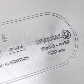 Скороварка Korkmaz 150 Flatline 5,5л. в Симферополе