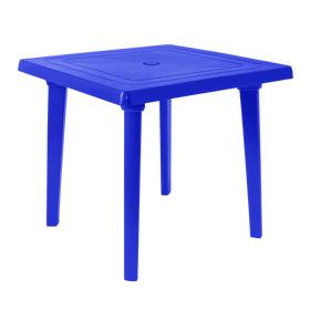 Стол Алеана квадрат темно-синий 100012 80/80см в Симферополе