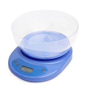 Весы Kamille 7103 электронные кухонные с чашей 20,2x20x10 см в Симферополе