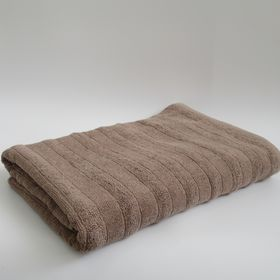Полотенце Bahar 16021 70х140 коричневый 535 г/м2 в Симферополе
