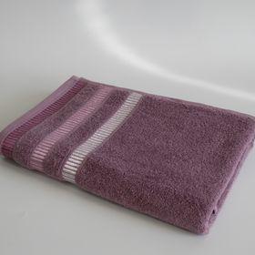 Полотенце Ozer Barkod 1406 100х150 фиолетовое 450 г/м2 в Симферополе