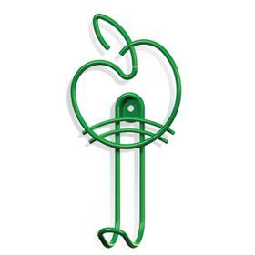 Вешалка-крючок Sheffilton Яблочки-1 мет. зелен. в Симферополе