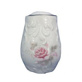Солонка Bohemia OMD002-23 Рококо Бледная роза в Симферополе