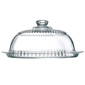 Блюдо Luminarc 41415 Fromage для сыра с крышкой 27x12 в Симферополе