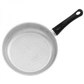 Сковорода Биол А261 пласт. ручка с крышкой рифленное дно Д260 в Симферополе