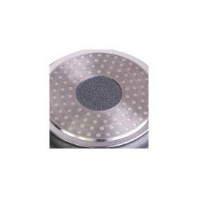 Казан Kamille 4424 2,3л. 20x8,5см из литого алюминия с антипригарным покрытием в Симферополе