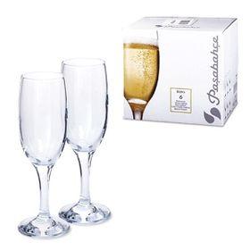 Фужер Pasabahce Bistro 44419 /0209 ПР для шампанского 190мл Н188 в Симферополе