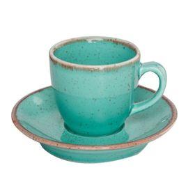 Блюдце Porland Seasons Turquoise 122112 кофейное в Симферополе