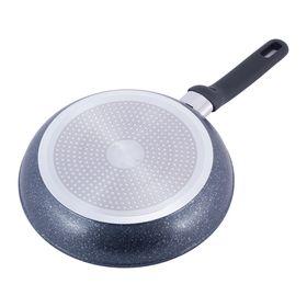 Сковорода Kamille 5389MR черный мрамор 26 см в Симферополе