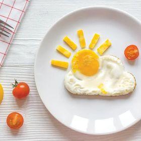 Форма Paterra 402-758 силиконовая для яичницы Солнышко 13,5х10см в Симферополе