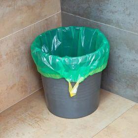 Пакет Paterra 106-007 для мусора Премиум 35л 15шт с завязками в Симферополе