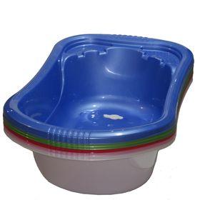 Ванночка Elfplast 231 детская со сливным каналом 50л красная в Симферополе