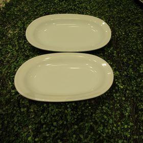 Тарелка Porland Grace 110222 овальная 22см в Симферополе