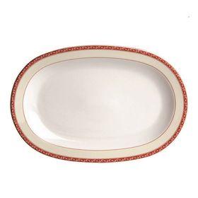 Тарелка Porland Daphne 110222 овальная 22см А в Симферополе
