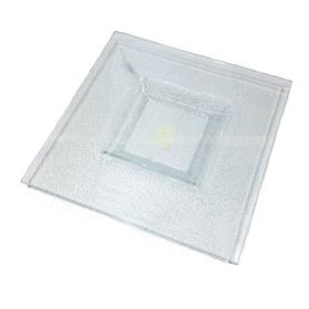 Тарелка 3D Glassware 2727-1826-94-002 квадрат глубокая 27х27 в Симферополе