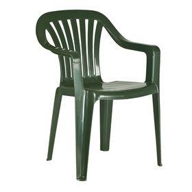 Кресло Papatya Tropic зеленое в Симферополе