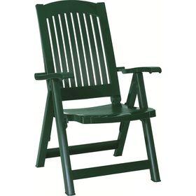 Кресло Siesta 030 раскладное зеленый в Симферополе