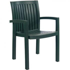 Кресло Papatya Netta зеленое в Симферополе