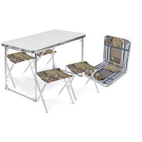 Стол Ника ССТ-К/ССТ-К2 и 4 стула скл в Симферополе