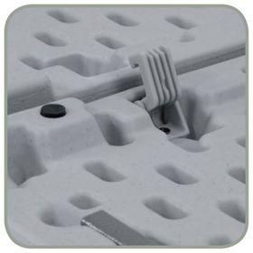 Стол Zown прям. XL180 182.9x75.2x74.3см в Симферополе