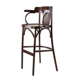 Кресло барное Мозырьлес КМФ 305-2 Аполло тон 325 Венге в Симферополе