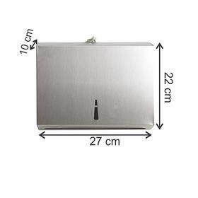 Диспенсер бумажных полотенец Ari Metal Fatih 7195/1064 на 200 шт из нержавеющей стали в Симферополе