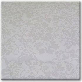 Столешница Gentas Верзалит 78Х145 овал, 519 Белые цветы в Симферополе