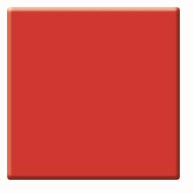 Столешница Gentas Верзалит 80Х80 126 красный в Симферополе