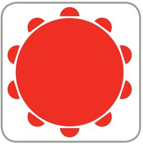 Стол Zown круглый Планет180 180.3x74.3 cm в Симферополе