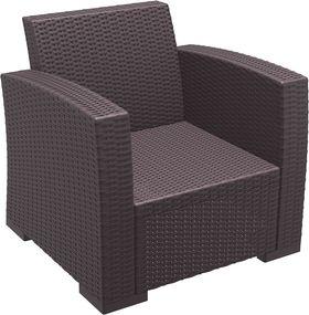 Кресло Siesta 831 Capri коричневое в Симферополе