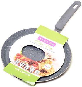 Сковорода Kamille 4206 блинная Д24 с гранитным покрытием из алюм. индукция в Симферополе