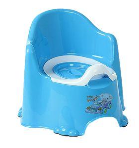 Детский горшок-кресло DDStyle 11111 Бейби Комфорт голубой в Симферополе