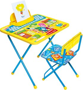 Комплект детской мебели Ника Ф1А Фикси Азбука в Симферополе