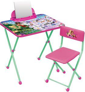 Комплект детской мебели Ника Д2Ф1 Феи Азбука в Симферополе