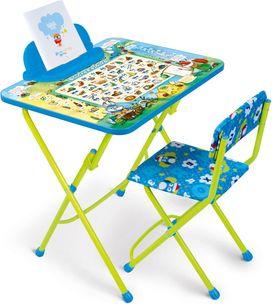 Комплект детской мебели Ника  КУ2/ВА Веселая Азбука в Симферополе