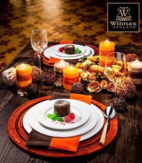 Тарелка Wilmax 991177 обеденная круглая 18см в Симферополе