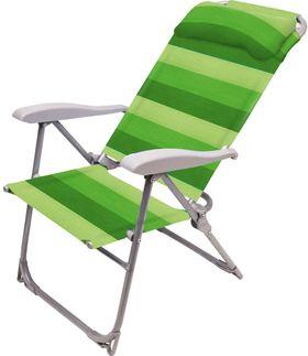 Кресло шезлонг Ника К2 складное 2 Зеленый в Симферополе