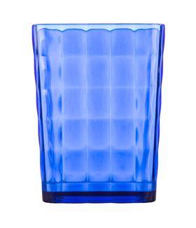 Стакан для зубных щёток Альтернатива М6819 Кристалл синий в Симферополе