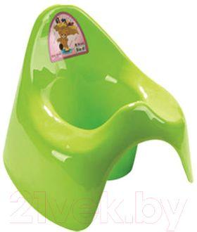 Горшок DDStyle 11106 Детский Семер зеленый перл в Симферополе