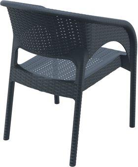 Кресло Siesta 808 Panama темно-серое в Симферополе