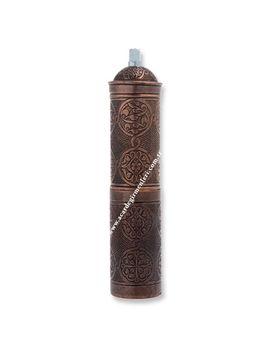 Кофемолка ACAR 4131AB механ. ручная медь антик в Симферополе
