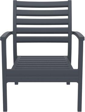 Кресло Siesta 004 Artemis XL темно-серое в Симферополе