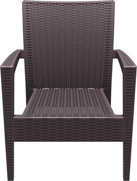 Кресло Siesta 850 Miami коричневое в Симферополе