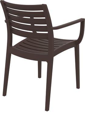 Кресло Siesta 011 Artemis коричневое в Симферополе